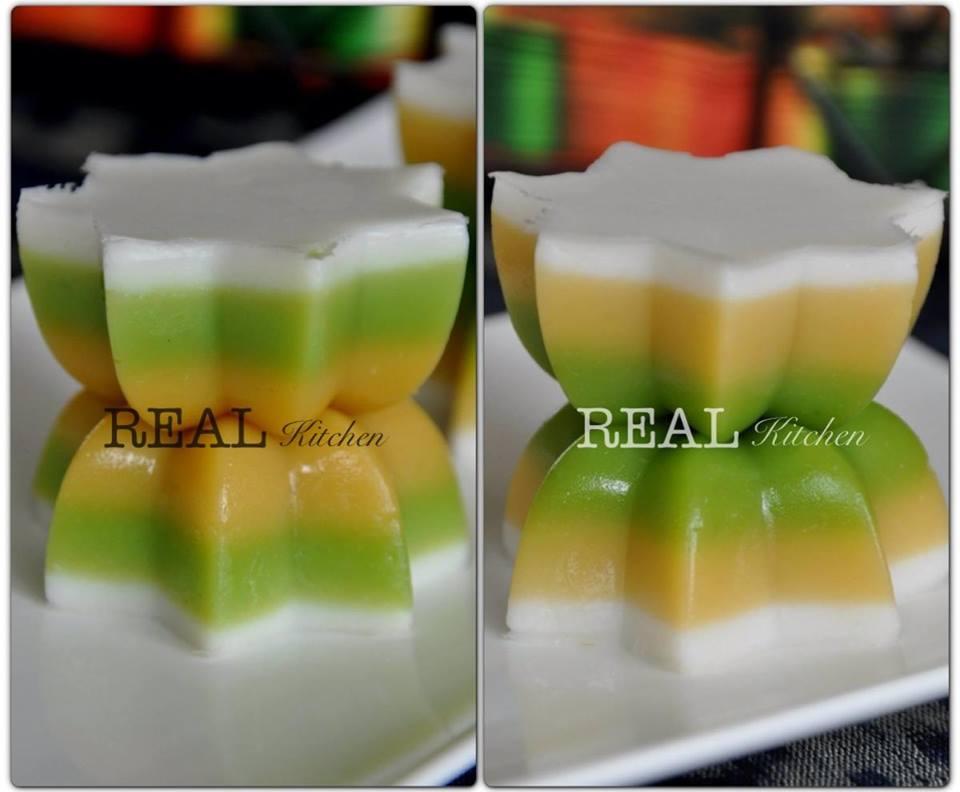 Resep Kue Talam Jtt: Resep Talam Ubi Cake Ideas And Designs