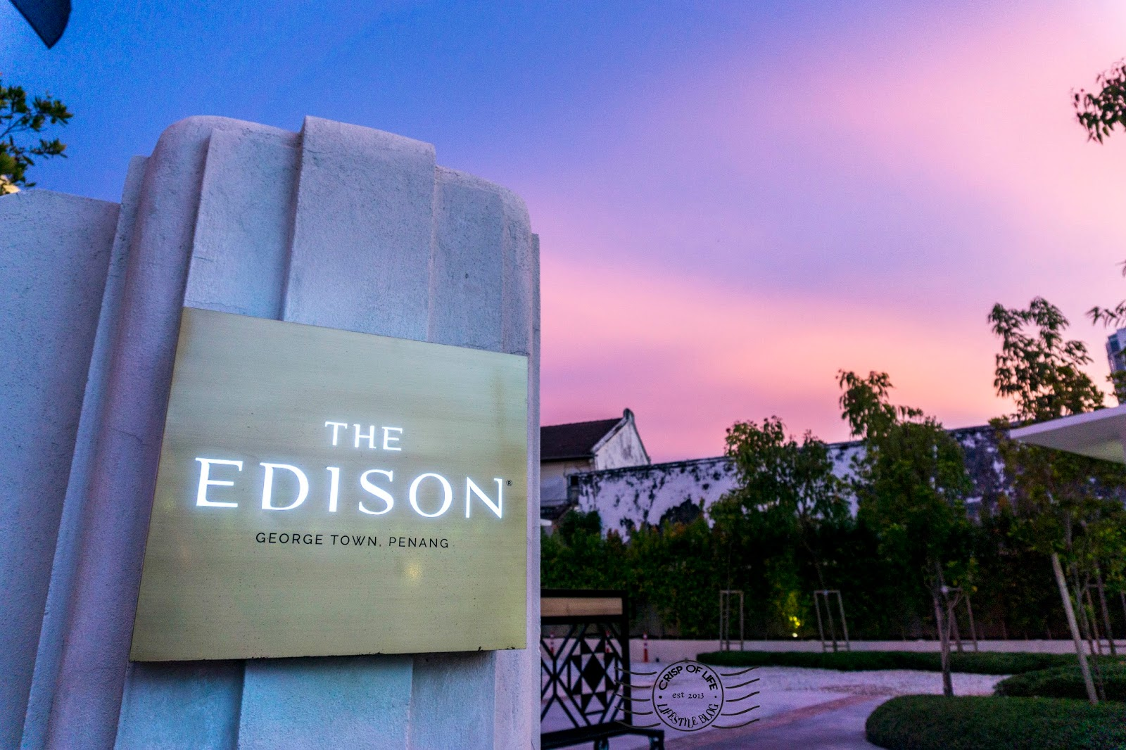 The Edison Hotel Penang