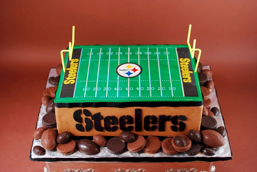 Cup a Dee Cakes Blog: Super Bowl Cake Strategies