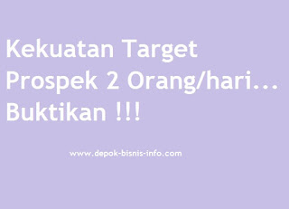 Bisnis, Target, Target Prspek, Target Presentasi, Peluang, Hasil Target