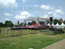 Karnaval Inbox SCTV di Kebumen