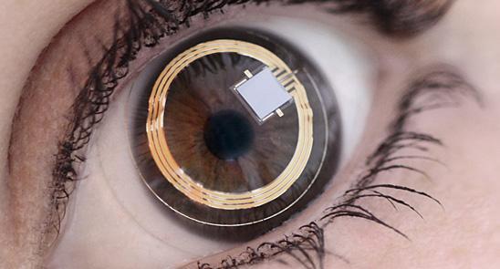 Cientistas testam lentes de contato com projeção holográfica. Uma nova  geração de lentes de contato capazes de projetar imagens na frente do  usuário está um ... ec4345b21f