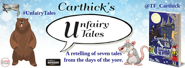 Book Review of CARTHICK'S UNFAIRY TALES by T.F. Carthick
