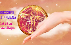 💫 Horóscopo de la semana: Del 16 al 22 de mayo
