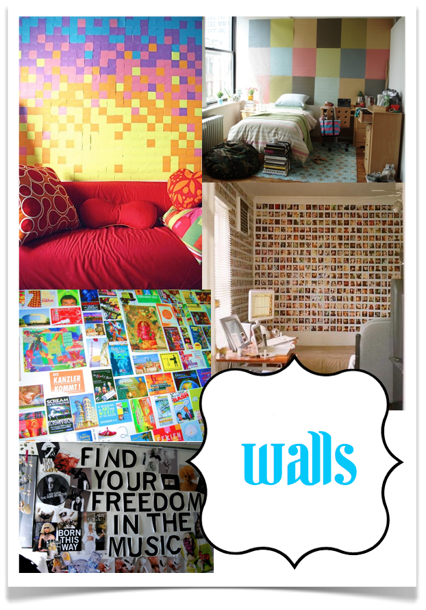 10 Rooms: The Dorm Room: Best DIY Ideas
