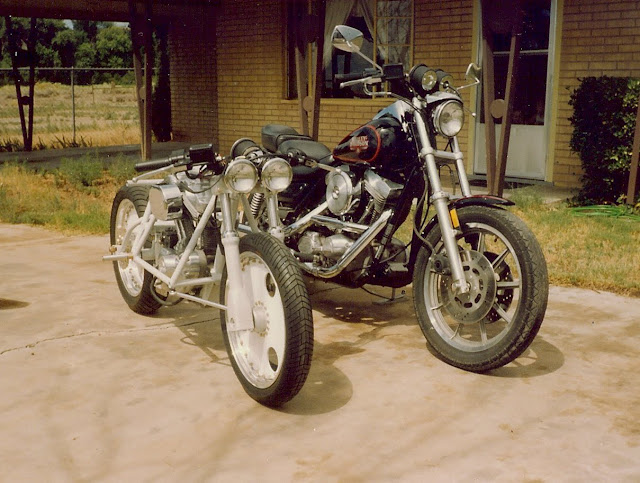 Robert Horn Harley Davidsons