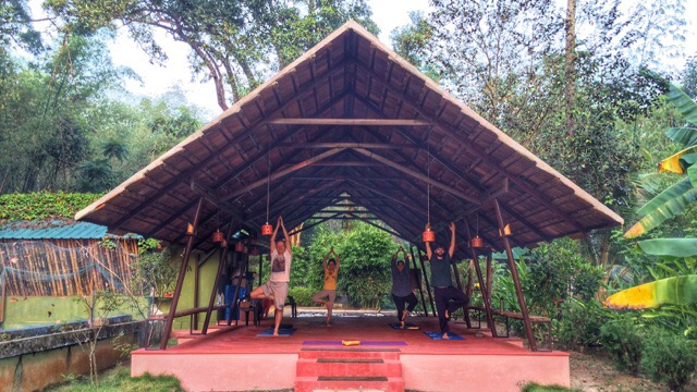 Yoga and Ayurveda Retreat in Kerala