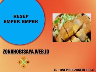 Empek Empek Palembang Online