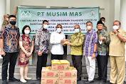 PT Musim Mas dan GAPKI Bantu 20.000 Liter Minyak Goreng untuk Masyarakat