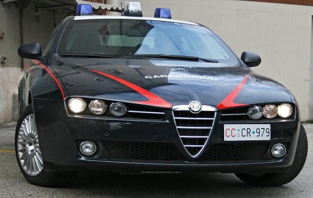 Nascondeva preziosi occultati in casa. Arrestato dai Carabinieri per ricettazione giovane di San Marco in Lamis