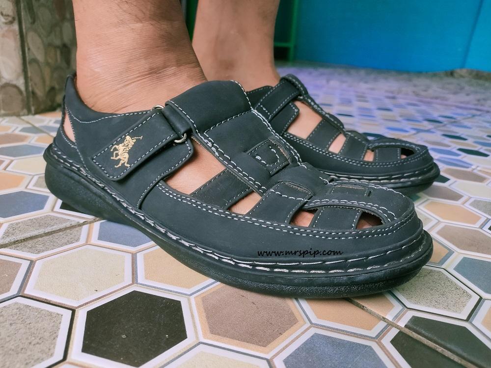 review sandal jj mastini
