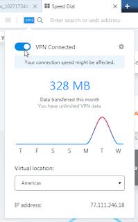 Sering Error, Cara Buka MyHeritage Di PC Dengan VPN Browser Opera
