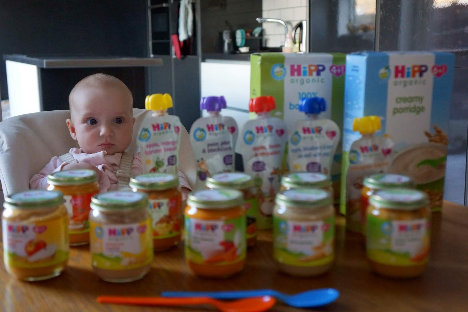 baby and weaning products