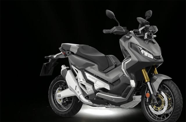 Skutik Adventure Honda 150cc