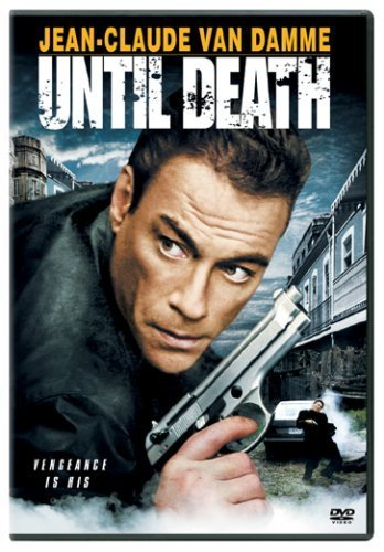 Poster Of Until Death 2007 720p Hindi BRRip Dual Audio Full Movie Download