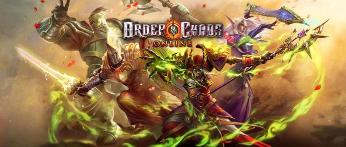 order & chaos online, game petualangan