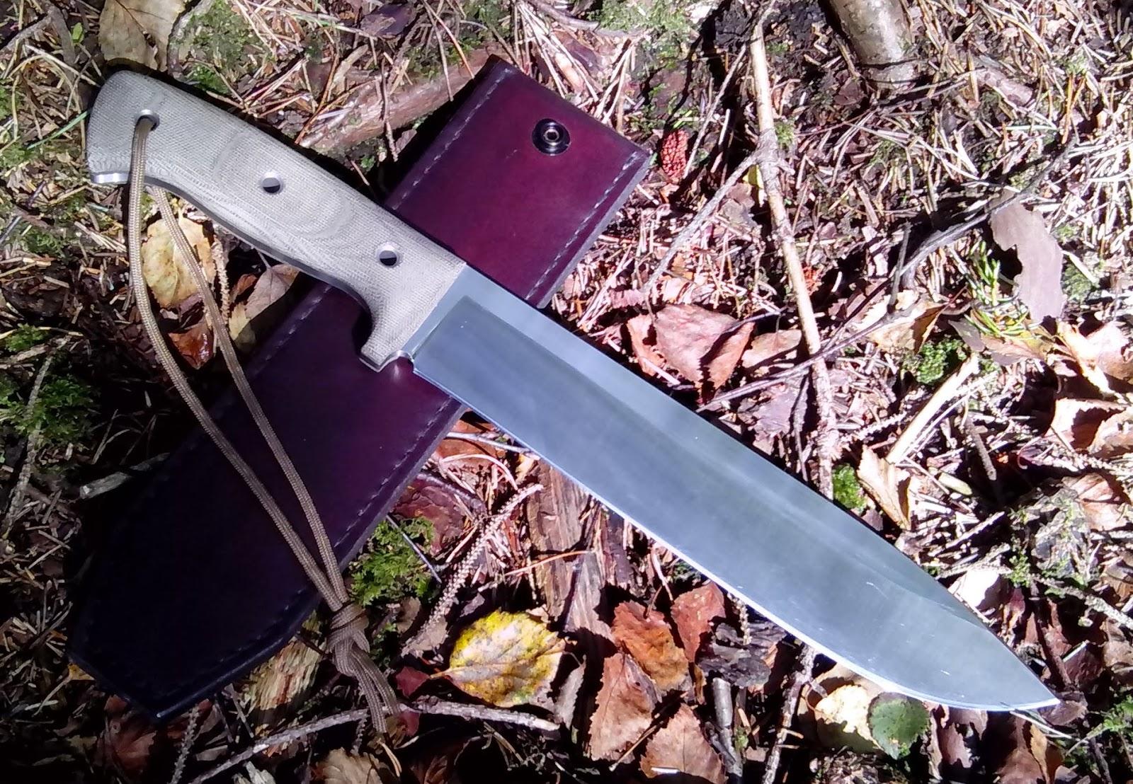 Haakonsen knife and tool