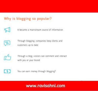 why blogging is so popular