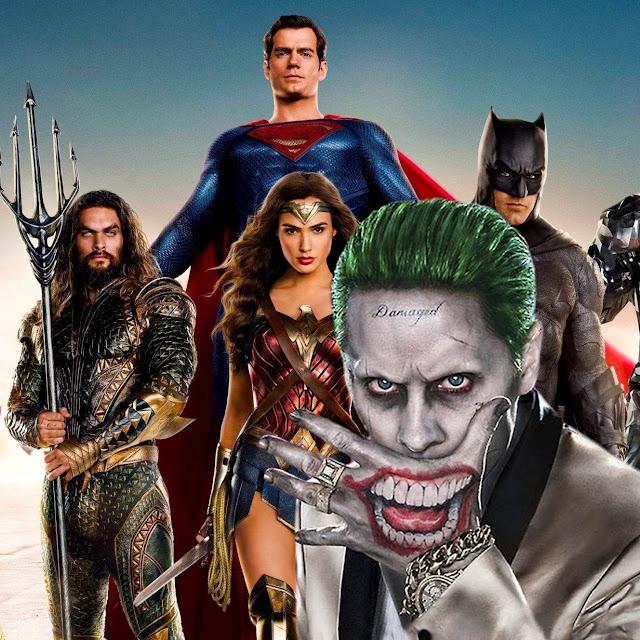 Liga de la Justicia de Zack Snyder convertirá al Joker de Jared Leto en un héroe