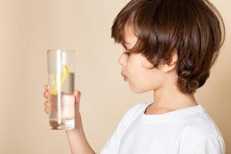 Bebidas hidratantes para niños