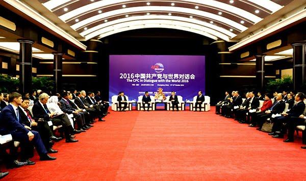 Dapat Pertanyaan Dari China Di Acara The CPC In Dialogue With The World 2016 Jawaban Delegasi Dari Indonesia Ini Sangat Tepat