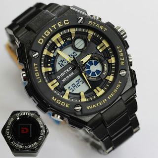 Jual Jam Tangan Digitec,Jam tangan Digitec Original