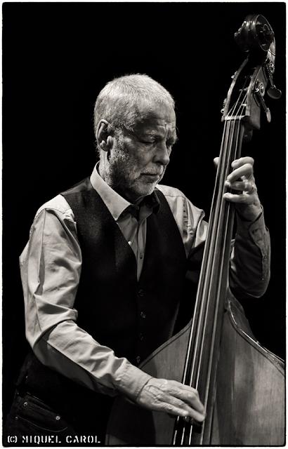 Dave Holland, Nova Jazz Cava, Terrassa, 16/3/2016