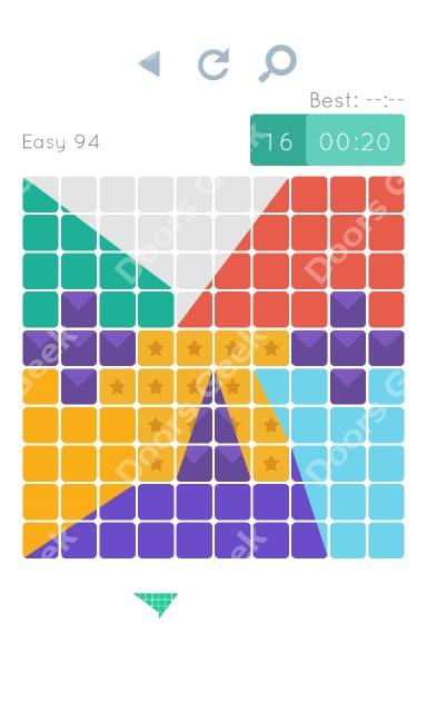 Cheats, Walkthrough for Blocks and Shapes Level 94