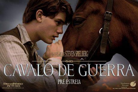 """Cavalo de Guerra """" é o filme em exibição no CCG ~ Jornal ..."""