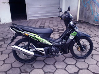 modifikasi supra x 125 fi