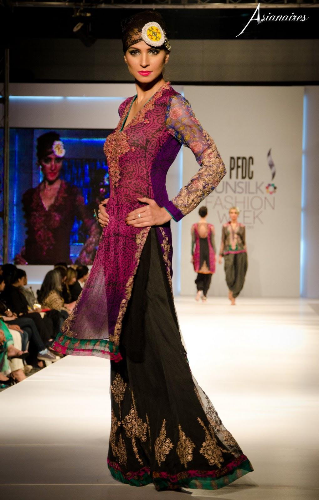 Fashion Week 2015 On Pinterest: Pakland Fashion: Nickie Nina (pfdc Fashion Week