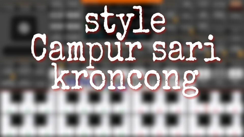 Image Result For Style Org Campursari