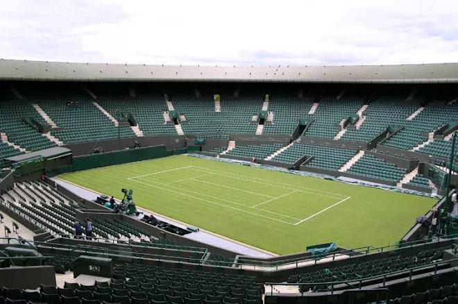 Wimbledon al via: domani 5 azzurri in campo