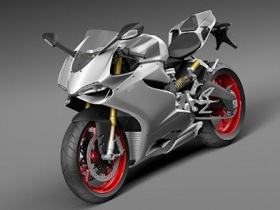 2016 Ducati 899 Panigale Hd image