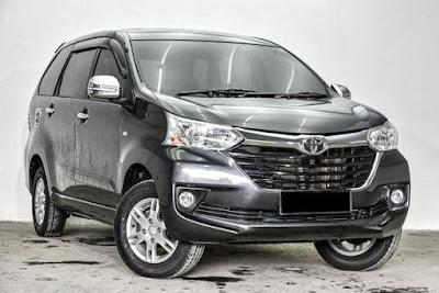Mobil Bekas Avanza 1.3 G Jakarta Plat Genap