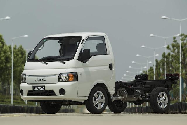 JAC V260 - Preço