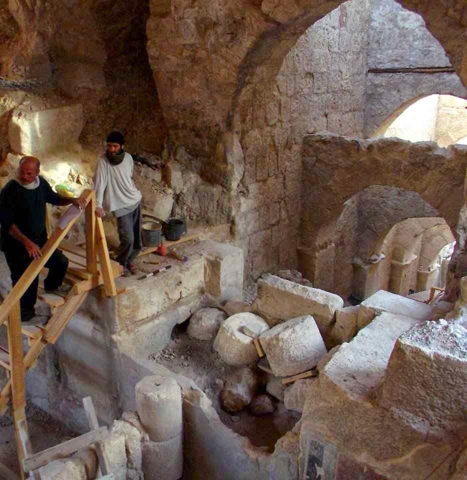 Herodium: o acesso inconcluso ao túmulo secreto