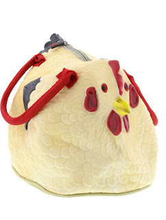 gift for her, unique gift for her, the hen bag, chicken bag, funny gift, nice gift for her.