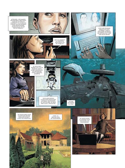 Optic Squad tome 2 Mission Los Angeles aux éditions Rue de Sèvres Page 23