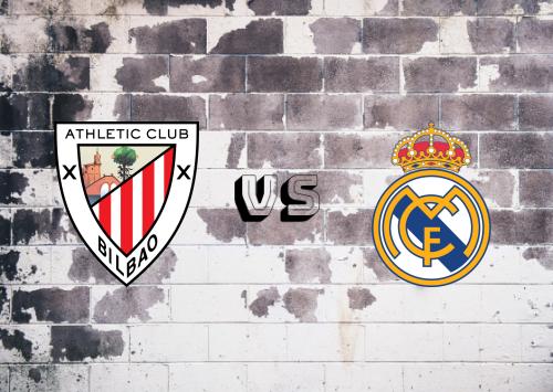 Athletic Club vs Real Madrid  Resumen y Partido Completo