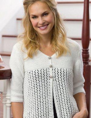 41430b679182 8 δωρεάν σχέδια για ζακέτες πλεκτές με βελόνες   8 free knitting patterns  of cardigans