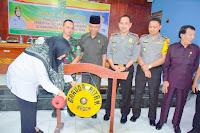 <b>Bupati Launching Pilkades Serentak 2018 di Kabupaten Bima</b>