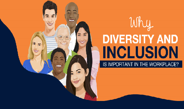 Why Diversity and Inclusion is Important in Workplace #infographic