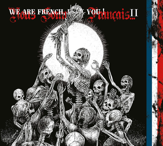 we are french fuck you vol 2 compilation metal underground français