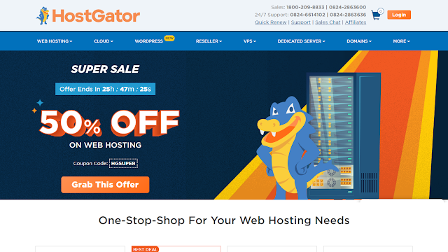 HostGator.in