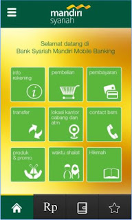 Fitur Lengkap BSM Mobile Banking Ada Jadwal Sholat Lho