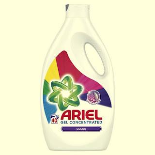 opinii forumuri ARIEL Color 40 detergent lichid bun