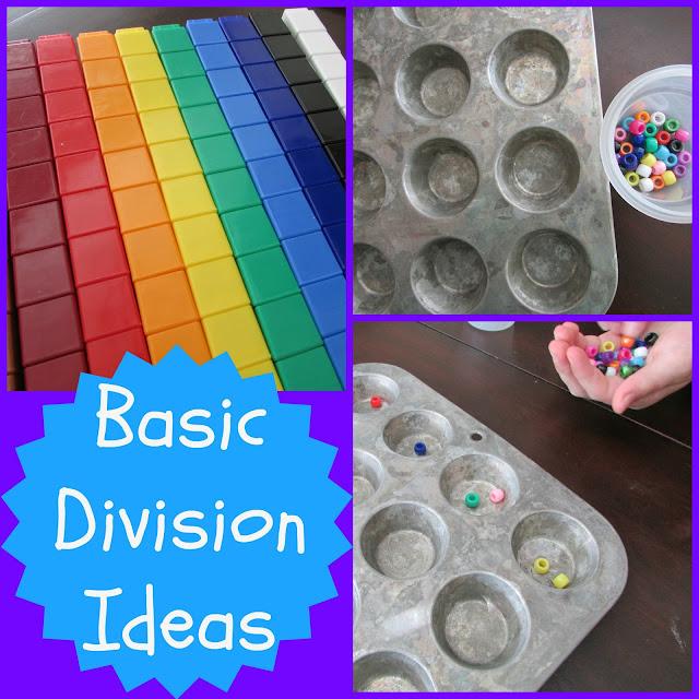 teach basic division