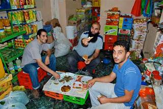Being Offered Breakfast Store Nazareth Israel