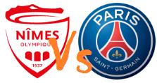 Bocoran Bola Nimes vs Paris Saint Germain